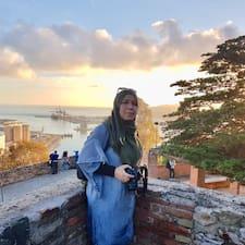 Sabah Brukerprofil