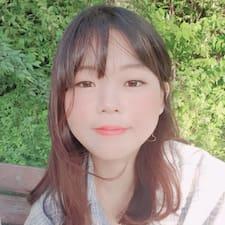 Bobae felhasználói profilja