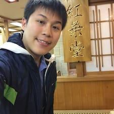 Perfil do utilizador de Wei-Lin