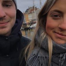 Anna & Frederik的用戶個人資料