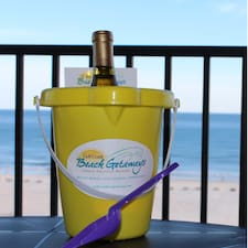 Beach的用戶個人資料