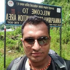 Himalayan Trekking Path User Profile