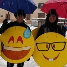 Nutzerprofil von Giulia & Erica