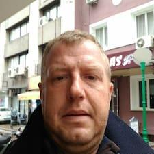 Profil Pengguna Serkan