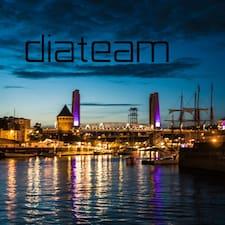 Gebruikersprofiel Diateam