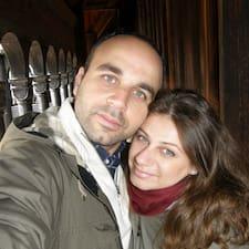 Dimitrios & Georgia User Profile