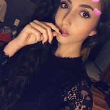 Profil utilisateur de Alayna