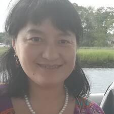 Gebruikersprofiel Xiujiang