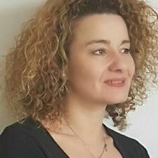 Helene felhasználói profilja