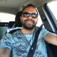 Nabil felhasználói profilja