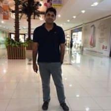 Perfil do utilizador de Kunal