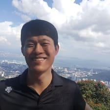 Profil utilisateur de Dae Bok
