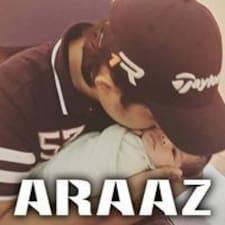 Profil utilisateur de Araaz