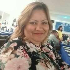 Adriana J. felhasználói profilja
