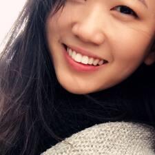 Perfil do utilizador de Jieun