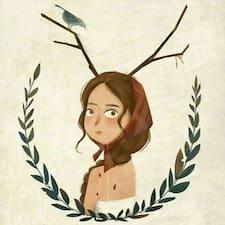 Kahlan felhasználói profilja