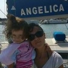 โพรไฟล์ผู้ใช้ Angélica