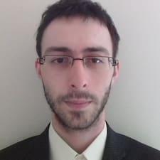 Nicolas felhasználói profilja