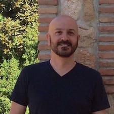 Profil utilisateur de Salvatore