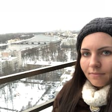Daria Brukerprofil