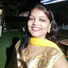 Profil utilisateur de Priti