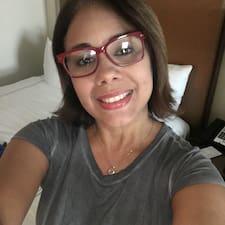 Aileen felhasználói profilja