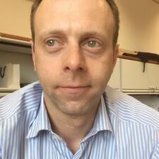 Henkilön Igor käyttäjäprofiili