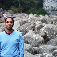 Anshu - Uživatelský profil
