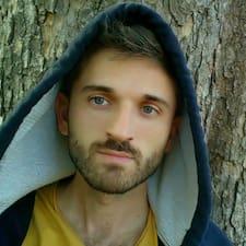 Profil utilisateur de Vadym