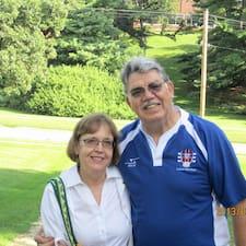 Nutzerprofil von Uwe & Spouse, Ruth