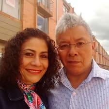 Olga Lucía felhasználói profilja