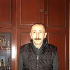 Рауф felhasználói profilja