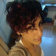 Alessandra felhasználói profilja