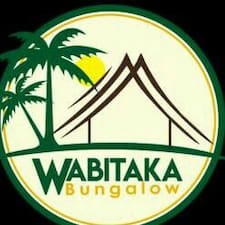Gebruikersprofiel Wabitaka