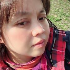 青 - Uživatelský profil