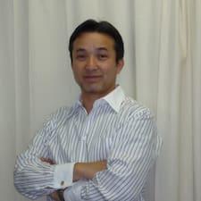 清隆 felhasználói profilja