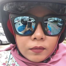 Mastura User Profile