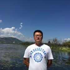Qingyuan felhasználói profilja