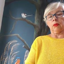 Wilma felhasználói profilja