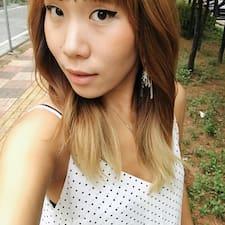 Eunbin felhasználói profilja