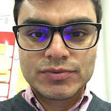 Pedro的用戶個人資料