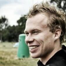 Gebruikersprofiel Niels