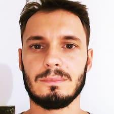 Användarprofil för Jonathan Ferrari
