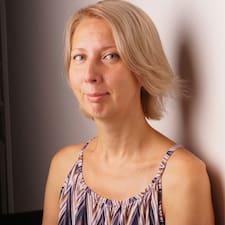 Irina User Profile