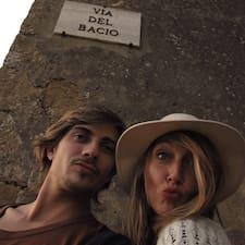 Profilo utente di Guia & Jacopo