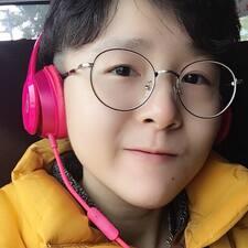 迷鹿 felhasználói profilja