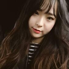 Användarprofil för Jiyoung