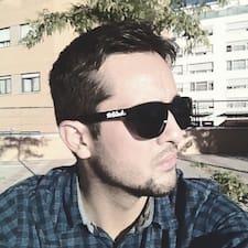 Användarprofil för Alejandro Rafael