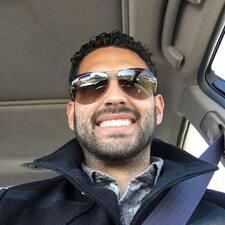 Yordano felhasználói profilja