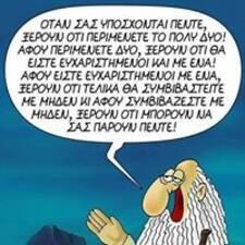 Perfil de usuario de Δημητρης